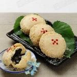 双麻酥饼(扬州传统名点)