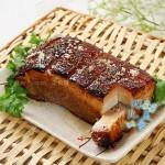 香烤黑胡椒五花肉(烤箱菜)