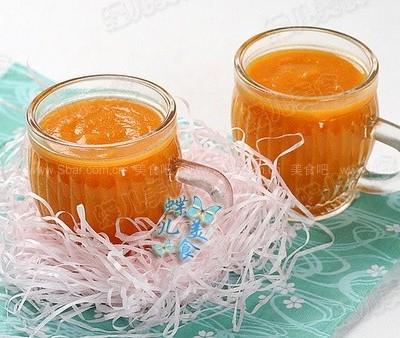 胡萝卜苹果柠檬汁