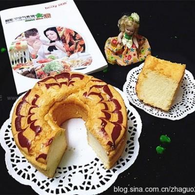 空气炸锅做蛋糕