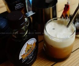 冷萃咖啡、枫糖冰拿铁