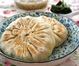 梅干菜豆腐豇豆饼