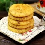 黄金玉米饼(电饼铛食谱)