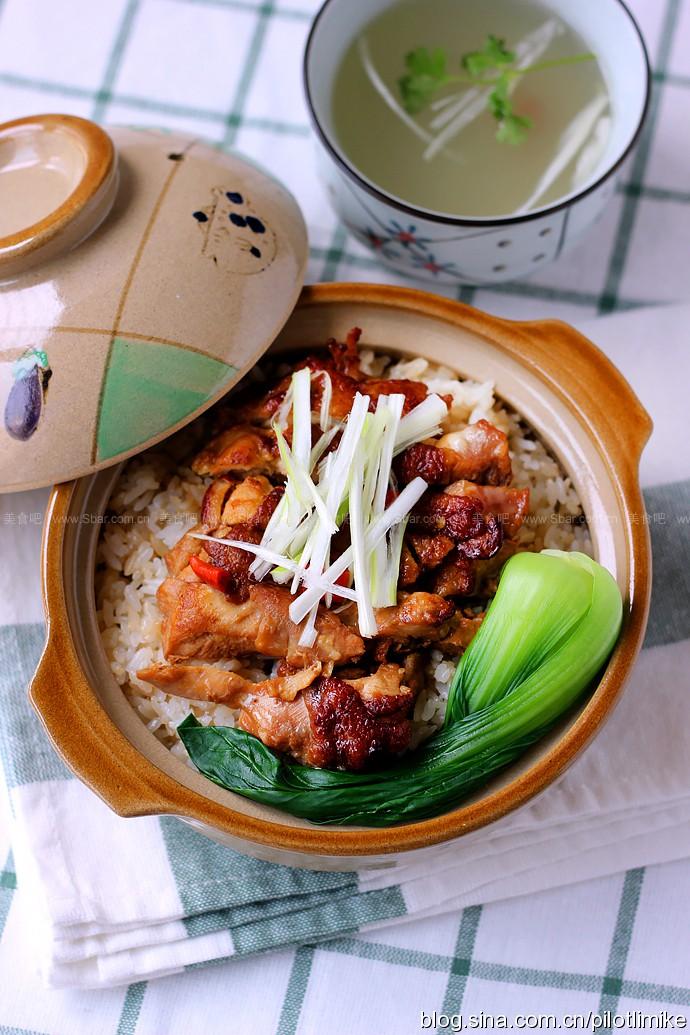 電飯煲海南雞飯