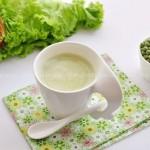 养生生菜青豆豆浆(护肝护胆)