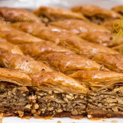 果仁蜜饼 Baklava