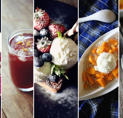5款不可错过的夏季甜品