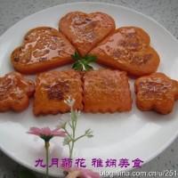西瓜雞蛋餅