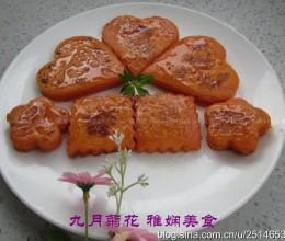 西瓜鸡蛋饼