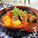 番茄牛腩(強筋健骨,健身減脂)