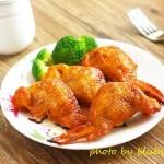 鸡翅包饭(网红小吃)