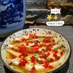 剁椒蒸豆腐鱼
