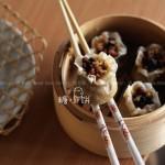 香菇肉丁糯米烧麦(早餐食谱)