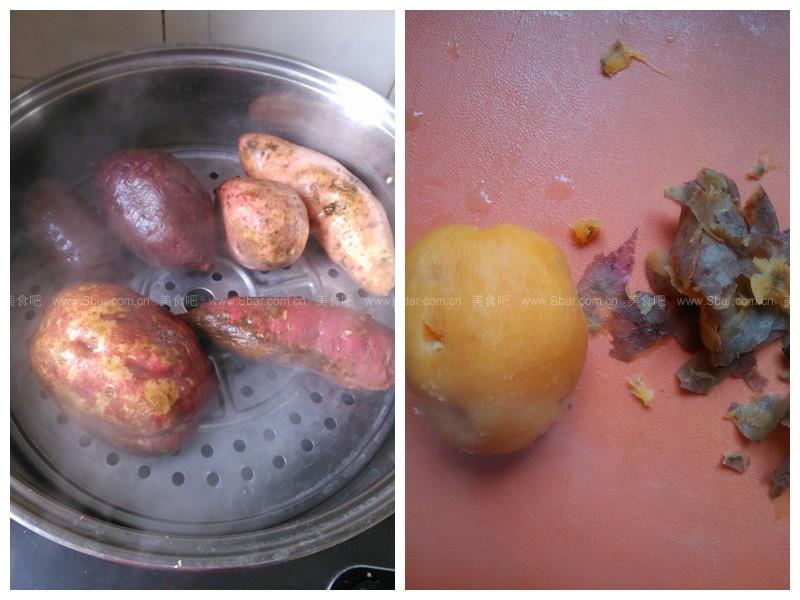 自制番薯干