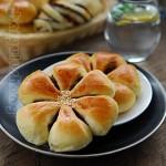 豆沙面包(早餐食譜)