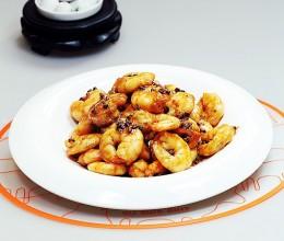 花椒鲜虾仁