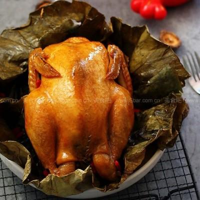 荷香福包鸡