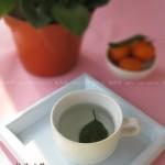 桔子葉茶(被你丟棄的寶物)