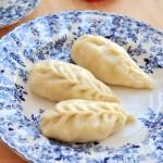 柳叶蒸饺(早餐食谱)