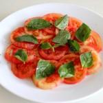 番茄罗勒沙拉