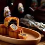 蔓越莓莲蓉广式月饼
