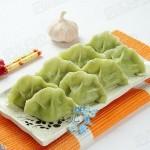 翡翠灌汤芹菜猪肉水饺