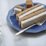 双色豆沙松糕