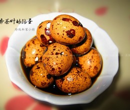 桔香茶叶鹌鹑蛋