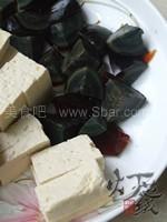 皮蛋豆腐鱼片汤