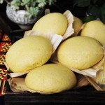 玉米面馒头(早餐食谱)