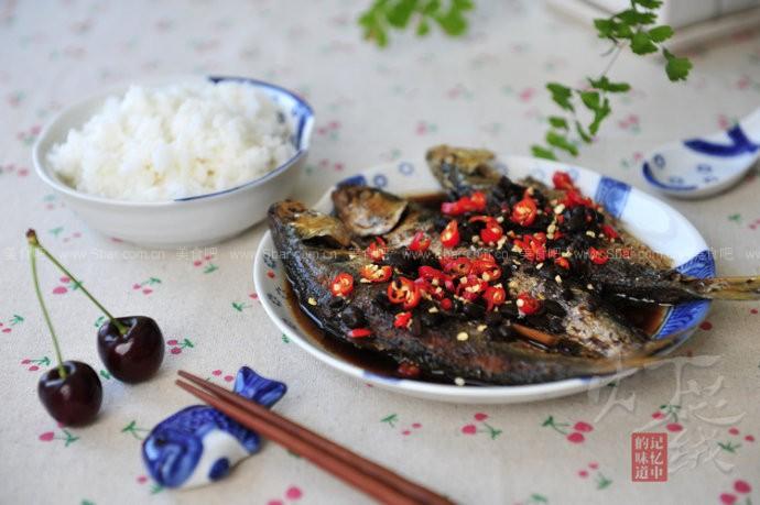 香酥海鲫鱼