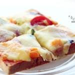 简易披萨(早餐食谱)