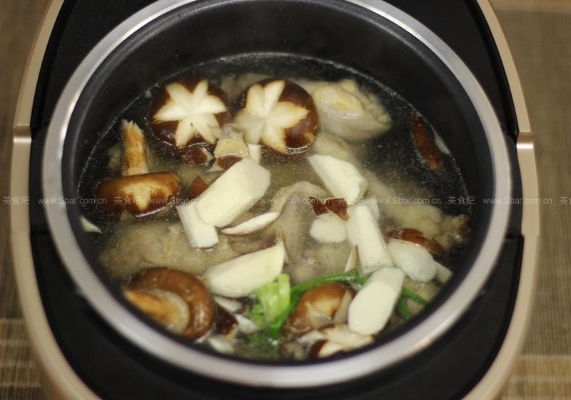 秋季养生鸡汤