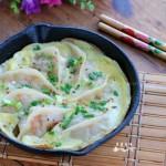 鸡蛋煎饺(早餐食谱)