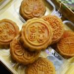 广式双蛋黄椰蓉月饼