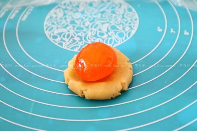少油少糖无添加剂的月饼