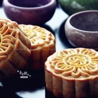 單黃白蓮蓉月餅