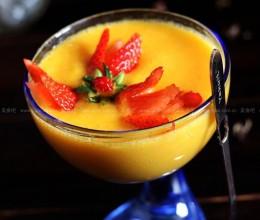 胡萝卜橙子精力汤