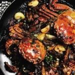 香辣蟹(大闸蟹的做法)
