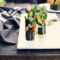 炸虾寿司卷