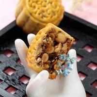 豪華版廣式五仁月餅