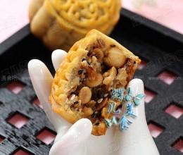 豪华版广式五仁月饼