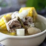 玉米山药脊骨汤(补脾养胃汤)