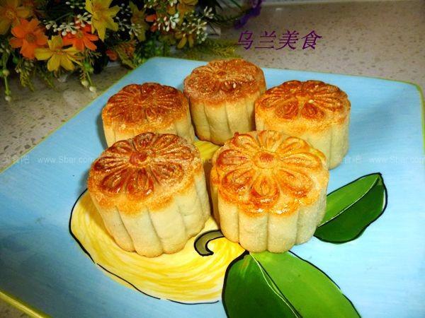 木糖醇五仁月饼