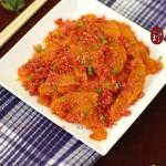 米粉蒸南瓜(清蒸菜)