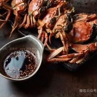 姜?#23383;?#37197;清蒸螃蟹