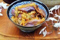 韩式凉拌茄子