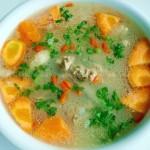 盆盆肉(清真名吃)