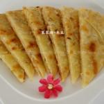 油渣葱花饼(电饼铛食谱)