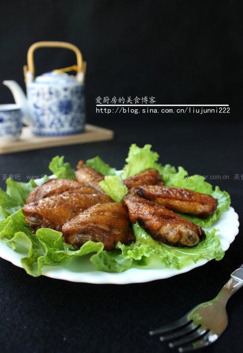 空气炸锅炸鸡翅